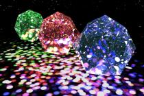 Разнообразие драгоценных камней