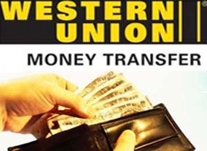 Получить перевод western union