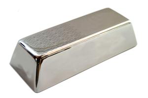 Серебро тоже драгоценный металл