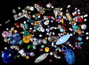Камни, использующиеся в ювелирном деле