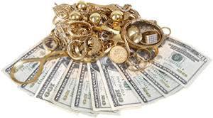 Меняем деньги на золото