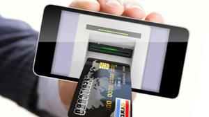 Оплата мобильного телефона с помощью мобильного банка